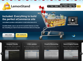 Working with Lemonstand shopping cart