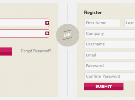 Front End Registration