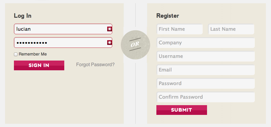Front-end user registration with Theme my Login for