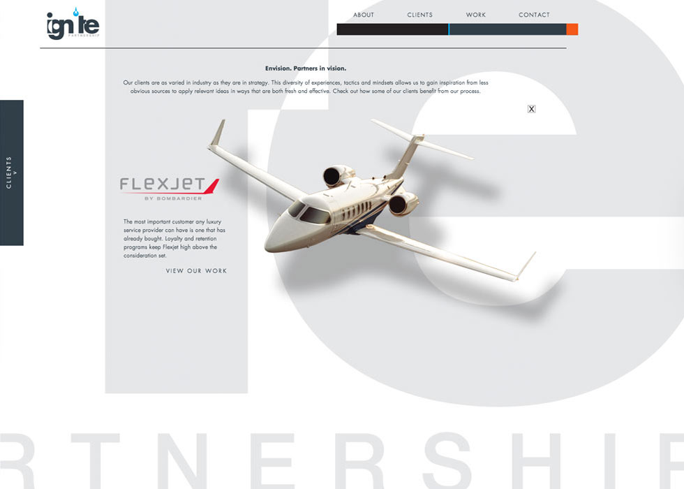 Ignite Flexjet