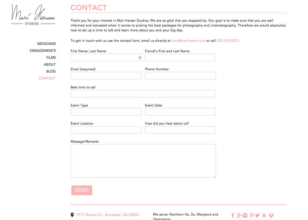 Mari Harsan Contact