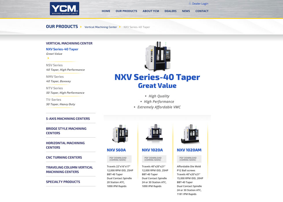 YCM products single